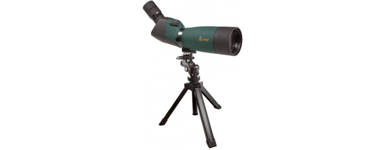 Alpen 60 80 ALPEN 60×80 Waterproof Fog proof Spotting Scopes Review