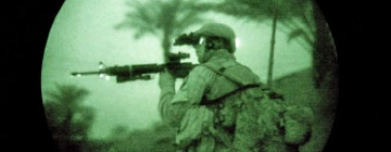 How Does Night Vision Scope Work?