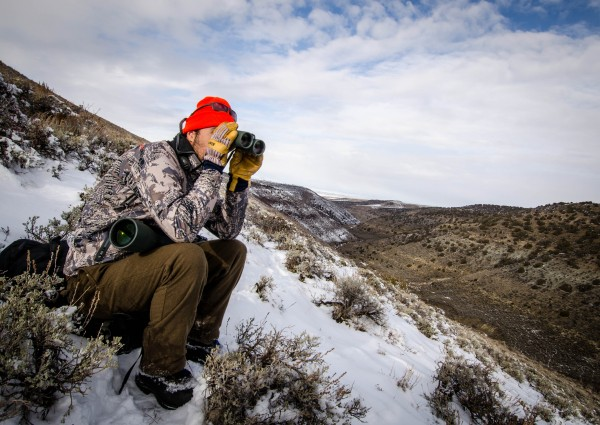 Finding The Best Binoculars For Hunting